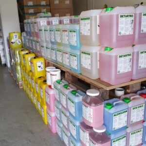 Reinigungsmittel & Pflegeprodukte